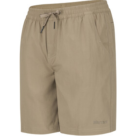 Marmot Allomare korte broek Heren, desert khaki
